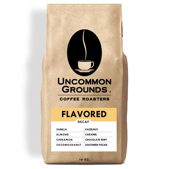 Flavored Coffee Decaf