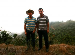 Farmers from San Antiono
